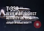 Image of T-33A Shooting Star United States USA, 1955, second 12 stock footage video 65675032725