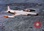 Image of T-33A Shooting Star United States USA, 1955, second 58 stock footage video 65675032725