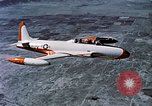 Image of T-33A Shooting Star United States USA, 1955, second 59 stock footage video 65675032725