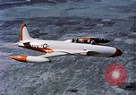 Image of T-33A Shooting Star United States USA, 1955, second 61 stock footage video 65675032725