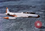 Image of T-33A Shooting Star United States USA, 1955, second 62 stock footage video 65675032725