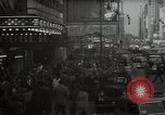 Image of Time Square New York City USA, 1948, second 20 stock footage video 65675032737