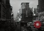 Image of Time Square New York City USA, 1948, second 53 stock footage video 65675032737