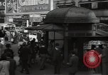 Image of Time Square New York City USA, 1948, second 54 stock footage video 65675032737