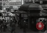 Image of Time Square New York City USA, 1948, second 56 stock footage video 65675032737