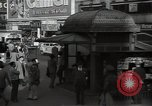 Image of Time Square New York City USA, 1948, second 58 stock footage video 65675032737