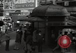 Image of Time Square New York City USA, 1948, second 61 stock footage video 65675032737