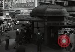 Image of Time Square New York City USA, 1948, second 62 stock footage video 65675032737
