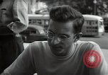 Image of Young American men Washington DC USA, 1948, second 27 stock footage video 65675032738