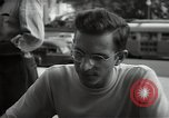 Image of Young American men Washington DC USA, 1948, second 28 stock footage video 65675032738