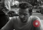 Image of Young American men Washington DC USA, 1948, second 29 stock footage video 65675032738