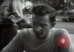 Image of Young American men Washington DC USA, 1948, second 30 stock footage video 65675032738