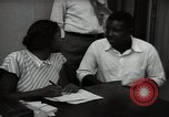 Image of Young American men Washington DC USA, 1948, second 42 stock footage video 65675032738