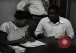 Image of Young American men Washington DC USA, 1948, second 45 stock footage video 65675032738