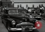 Image of Mildred Gillars aka Axis Sally arriving for trial Washington DC USA, 1948, second 31 stock footage video 65675032739