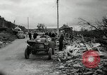Image of wreckage Normandy France, 1961, second 8 stock footage video 65675032762