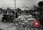 Image of wreckage Normandy France, 1961, second 9 stock footage video 65675032762