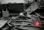 Image of wreckage Normandy France, 1961, second 21 stock footage video 65675032762