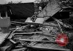 Image of wreckage Normandy France, 1961, second 23 stock footage video 65675032762