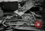 Image of wreckage Normandy France, 1961, second 24 stock footage video 65675032762