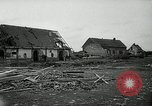 Image of wreckage Normandy France, 1961, second 33 stock footage video 65675032762