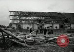 Image of wreckage Normandy France, 1961, second 37 stock footage video 65675032762