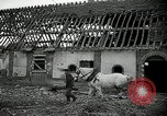 Image of wreckage Normandy France, 1961, second 39 stock footage video 65675032762