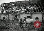 Image of wreckage Normandy France, 1961, second 40 stock footage video 65675032762