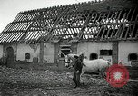 Image of wreckage Normandy France, 1961, second 41 stock footage video 65675032762