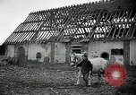 Image of wreckage Normandy France, 1961, second 42 stock footage video 65675032762