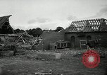 Image of wreckage Normandy France, 1961, second 44 stock footage video 65675032762