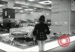 Image of 6th Annual International Automobile Show New York United States USA, 1962, second 9 stock footage video 65675032766