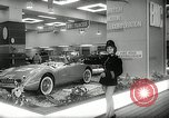 Image of 6th Annual International Automobile Show New York United States USA, 1962, second 15 stock footage video 65675032766