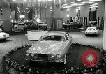 Image of 6th Annual International Automobile Show New York United States USA, 1962, second 22 stock footage video 65675032766