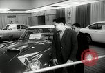 Image of 6th Annual International Automobile Show New York United States USA, 1962, second 27 stock footage video 65675032766