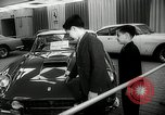 Image of 6th Annual International Automobile Show New York United States USA, 1962, second 31 stock footage video 65675032766