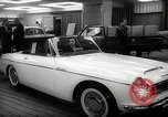 Image of 6th Annual International Automobile Show New York United States USA, 1962, second 38 stock footage video 65675032766