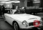 Image of 6th Annual International Automobile Show New York United States USA, 1962, second 41 stock footage video 65675032766