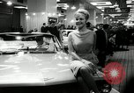 Image of 6th Annual International Automobile Show New York United States USA, 1962, second 49 stock footage video 65675032766