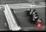 Image of Wood Memorial horse race Queens New York City USA, 1962, second 13 stock footage video 65675032768