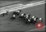 Image of Wood Memorial horse race Queens New York City USA, 1962, second 16 stock footage video 65675032768