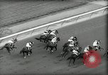 Image of Wood Memorial horse race Queens New York City USA, 1962, second 18 stock footage video 65675032768