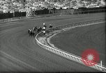 Image of Wood Memorial horse race Queens New York City USA, 1962, second 32 stock footage video 65675032768