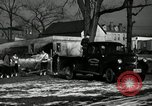Image of People cleaning up a lot for use as a playground Monroe New York USA, 1950, second 43 stock footage video 65675032772