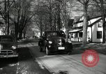 Image of People cleaning up a lot for use as a playground Monroe New York USA, 1950, second 60 stock footage video 65675032772
