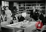 Image of American family preparing Thanksgiving dinner United States USA, 1954, second 48 stock footage video 65675032785