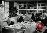 Image of American family preparing Thanksgiving dinner United States USA, 1954, second 50 stock footage video 65675032785