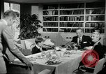 Image of American family preparing Thanksgiving dinner United States USA, 1954, second 51 stock footage video 65675032785