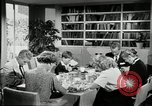 Image of American family preparing Thanksgiving dinner United States USA, 1954, second 60 stock footage video 65675032785