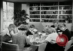 Image of American family preparing Thanksgiving dinner United States USA, 1954, second 61 stock footage video 65675032785